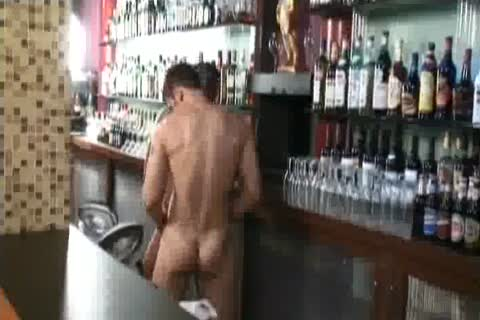large pecker pound AT THE BAR