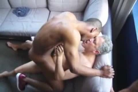 black gay guy fucked By Two Ultimate whores