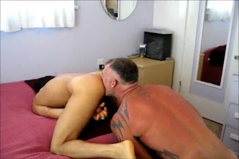 young Muscle asian acquire drilled By dirty old