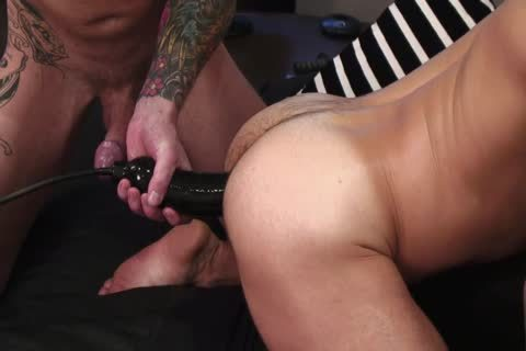 man With shaved oral Is On His Knees unfathomable Throating Hard dick