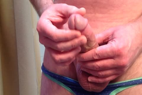 Wearing And Cumming On My Ex-girlfriend's pants