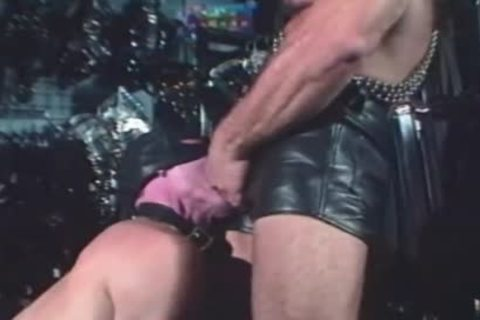 Leather Sensations - Scene 1 - Pacific Sun Entertainment