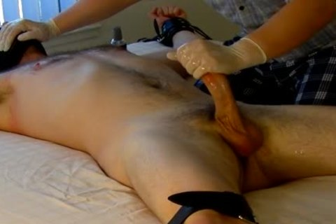 Firefox77788 resolves To Put his testicles On The Line. nude, widen Eagle And tied Up Securely On The sofa, he Knows His merely Way Out Is To cum. he too Knows That His torturer will not Make It simple And Will Abu5e His ramrod And Balls For A Very l