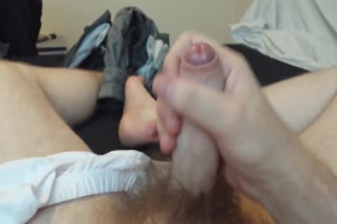 After Playing For A while, Last 10 Minutes Uploaded. Slow jack off With Plenty Of Pre-cum And finally leak White Milky cum.  Start With Jeans, And White Briefs That receive Me Turned On.