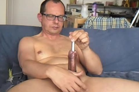 After Some Training With The 15 And 16mm Sounds For Months, The 17mm Sound shove Into My knob. And How; unfathomable And To The Very End Of It! So lusty To watch And Feel! It Was A scarcely any Rare Times before Into My dick, But never So simple And
