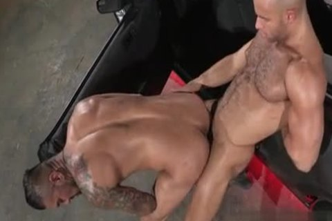 sleazy allies anal Accident