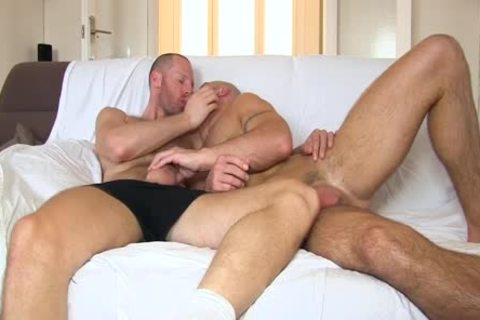 Two homosexual allies fucking Each Other Deeply