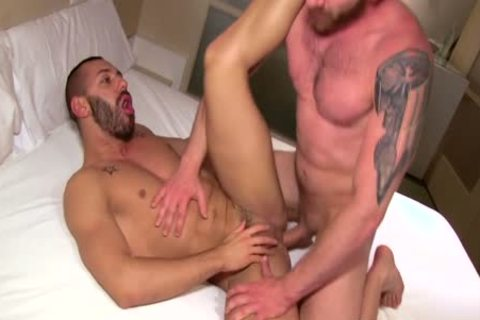 Geoffrey Paine And Italo In A gorgeous Sodomy Session