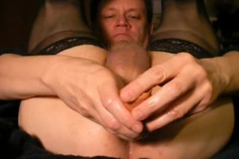 Solo Tube schlong anal Reaming