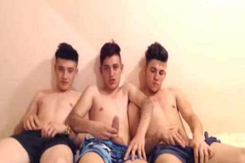 three fine Romanian twinks With Super pretty poopers Have fun
