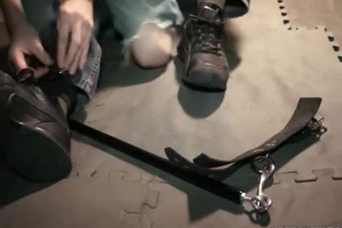 Restrained And Drained - Scene 5 - Factory video