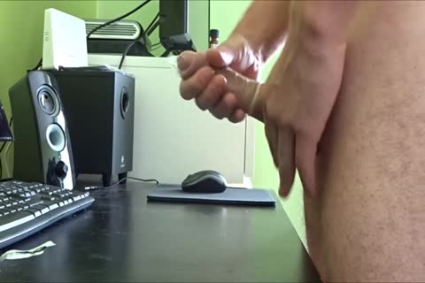 jerking off Into A jo-bag Two Times For An Xtube Fan Then Sent It To Him By Post.