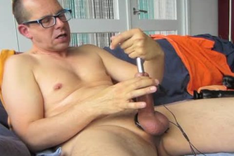 Using one as well as the other Of My Holes; anal dildo Stuffing And Urethral Sounding.