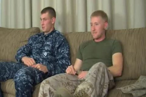AAH - Petty Officer Aiden's First homosexual oral-stimulation sex