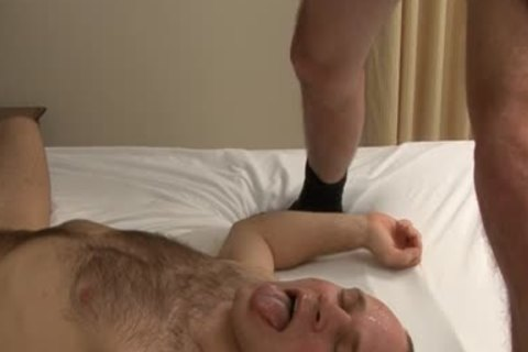 A admirable blow job-stimulation between Him And His friend