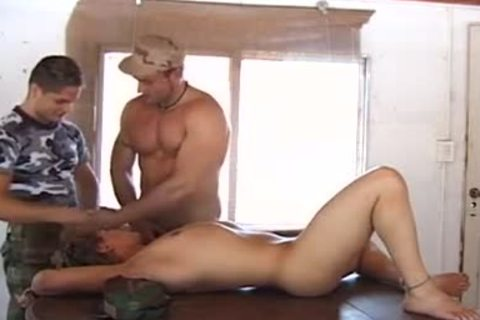 3 gays Making Sex In Farm abode