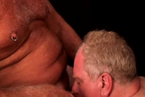 Two daddy homo males Who Love Sex!