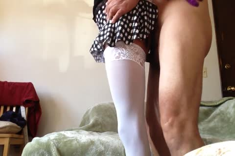 Claudia receives fucked By Married lad In A recent petticoat