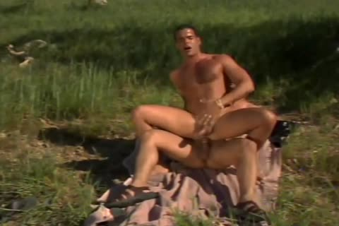A nice blowjob In The Countryside
