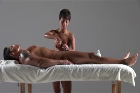 Erotic Massage To Completion