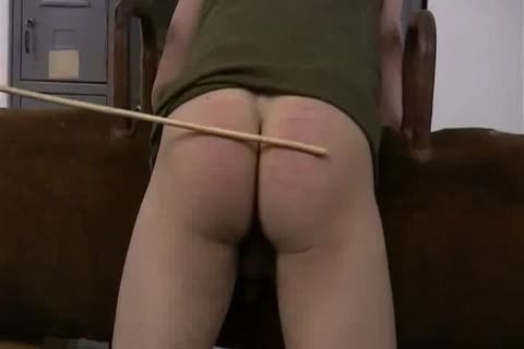 Army Briefs Down Spank