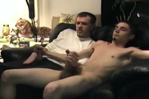 Jacking Off With Straight man Cory