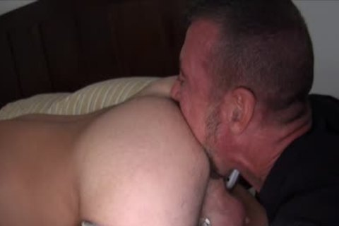 10-Pounder Hungry Athlete Takes A old bare cock