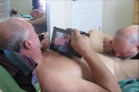 Poppered & booty-Plugged Plumber gets dong Pumped & Popped.