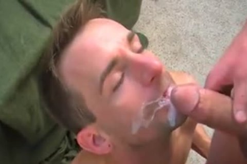 private Eryk's First gay pound
