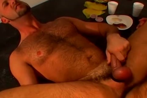 shaved blowjob gay Hunks rough And bare butthole drilling