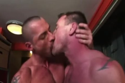 homo Sex Kiss Compilation two