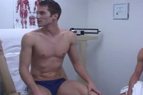 Exam Physical Military lad Clip And Doctor plow