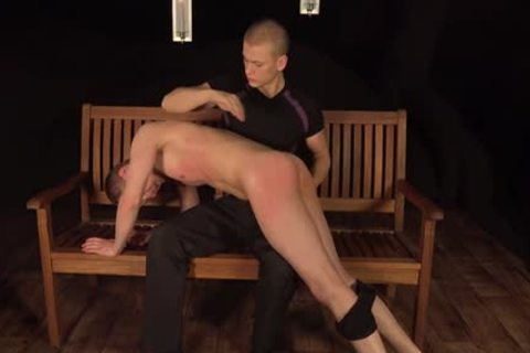 horny homosexuals thrashing And cock juice flow