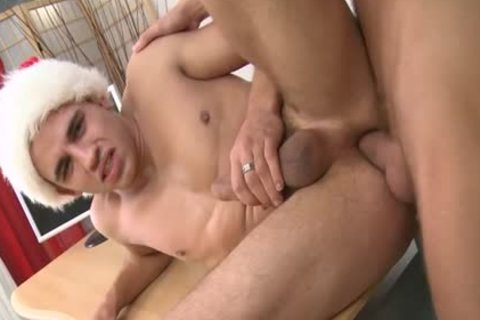 gigantic knob Daddy Casting With Facial