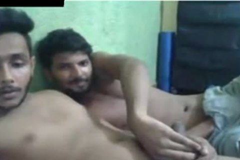 Indian boys Having pleasure On web camera