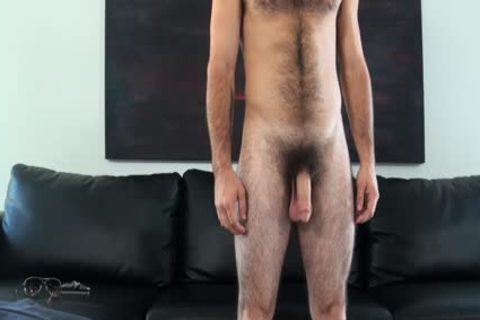 HD GayCastings - Josh hairy butt Is nailed By The Casting Agent