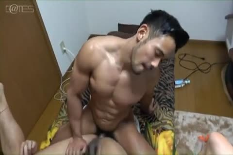 Jap Musclar fellow Cumming two