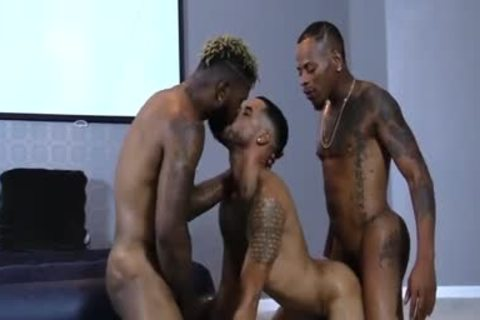 9 Sexi penises pound Down Busting Nutts And Wrecking Guts (Part 1) darksome THUG