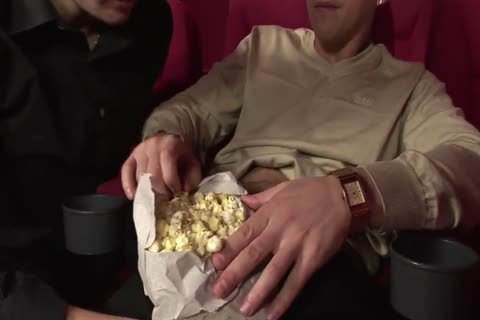 juicy Spontain fuck In Cinema