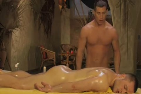 Erotic butthole Massage For His anal