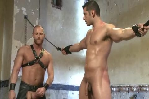 Muscle homo bound And Facial sperm
