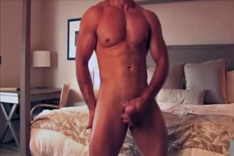 Jeremiah Sanchez - Interview And Jack Off