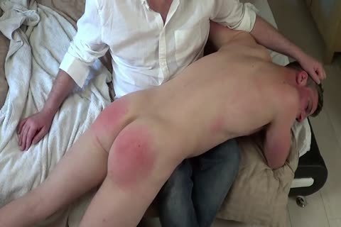 Chris Spanked
