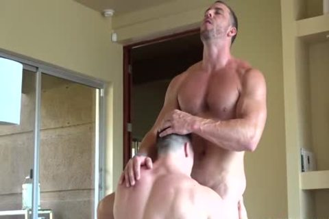 Amazingly str8 FIT rods Have tight Muscle Sex & pound HARD!