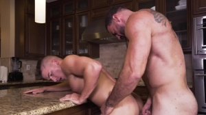 Writer's Block - Ricky Larkin and Jake Porter anal Hook up