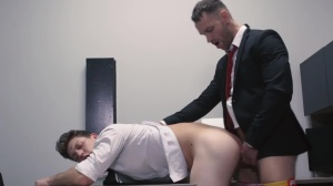 anal Controller - Paul Canon with Kit Cohen Muscle Sex
