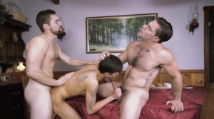 twink Peaks - Griffin Barrows, Xander Brave Muscle Nail