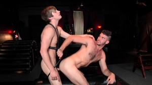I'm Leaving you - Johnny Rapid & Jimmy Fanz butt Nail