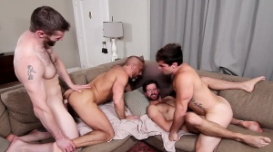 The In-Laws - Dirk Caber, Dennis West ass nail