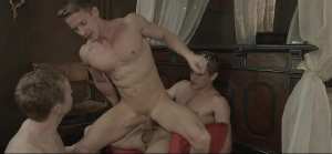 homo Of Thrones - Johnny Rapid, Gabriel Cross pooper Hook up